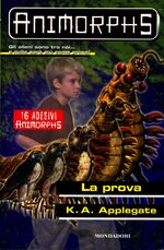 Animorphs 43 the test la prova italian cover