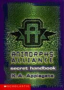 Aa handbook cover