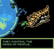 Yeerk animorphs gameboy color game