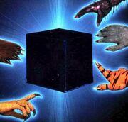 Blue box escafil device mm1