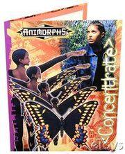Animorphs School folder 5 concentrate