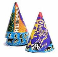 Animorphs party hats