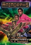 Animorphs 50 the ultimate cover with no quote