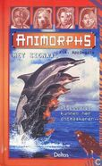 Animorphs 4 the message dutch cover