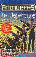 Animorphs 19 the departure UK cover later hi res
