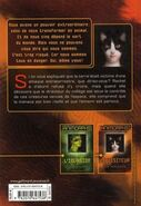 Animorphs 2 the visitor french 2011 back cover