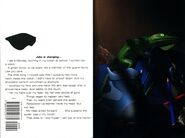 Animorphs 1 the invasion inside cover and quote