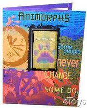 Animorphs school folder 1 some people never change