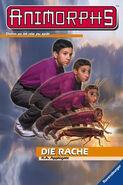 Animorphs 30 The Reunion Die Rache German cover