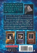Animorphs 4 The Message 2011 back cover hi res