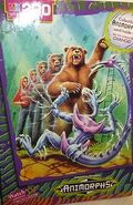 Rachel as bear fighting hork bajir puzzle