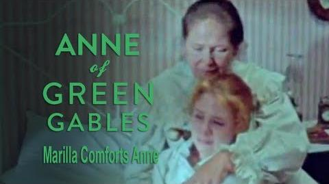 Anne of Green Gables (1985) - Marilla Comforts Anne