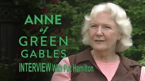 Anne of Green Gables Interview - Pat Hamilton on Rachel Lynde