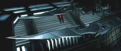 AVP Chopper-Arm Blades Extended