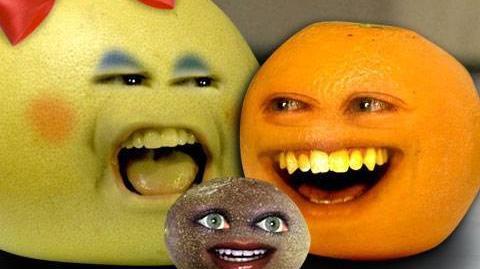 Annoying Orange Grapefruit's Revenge
