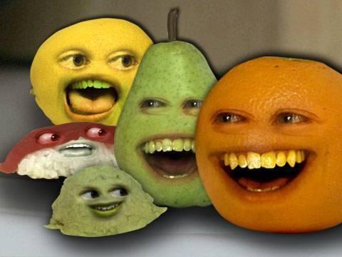 Annoying Orange Wasssabi Annoying Orange Wiki Fandom