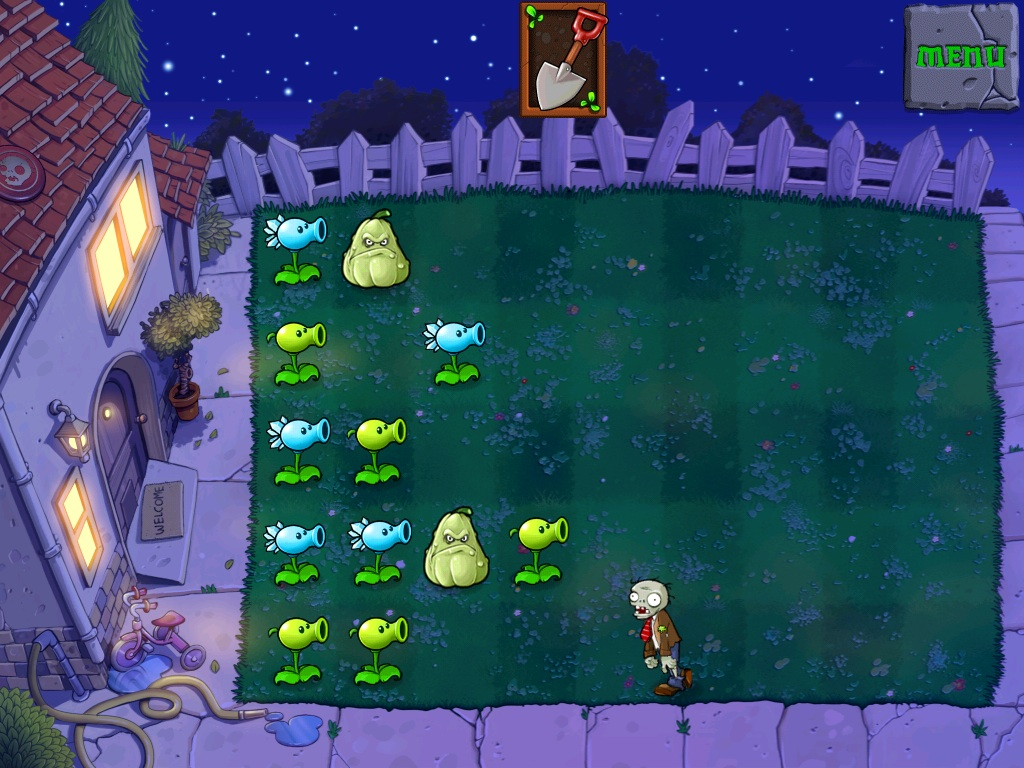 Fruits vs Zombies: Nerville - YouTube