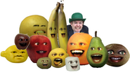 Annoying Orange Cast New
