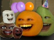 Annoying Orange Happy Birthday! 2