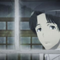 Young Katsumi.