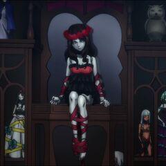 Sorrowful Doll.