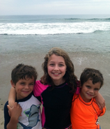Claire-and-the-Boys-at-the-beach