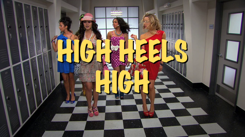 High Heels High | A.N.T. Farm Wiki | Fandom powered by Wikia