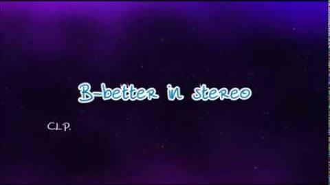 Better in Stereo - Dove Cameron - Full Lyrics ( LIV AND MADDIE INTRO SONG)-0