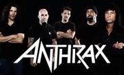 Anthrax with logo