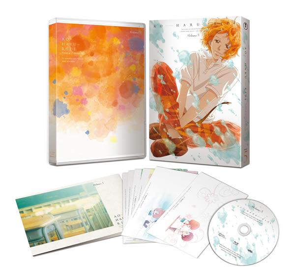 BD & DVD volume 5 detail