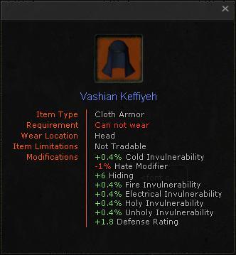 Vashian Keffiyeh