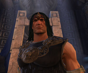 King Conan Ingame 1