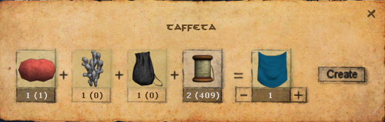 File:Weaving Recipe Taffeta 70 rare Ingredients.png