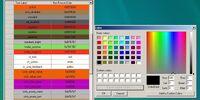 Age of Conan Text Color Editor