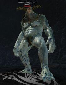 Malefic mutation 3