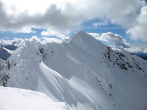 Border Mountains