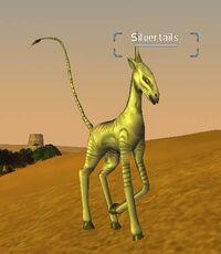 Silvertail