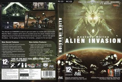 Ao cdinlay alieninvasion