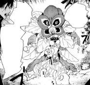 The Dekalp possesses Shiemi