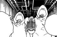 Saburota and Yukio search for the boy
