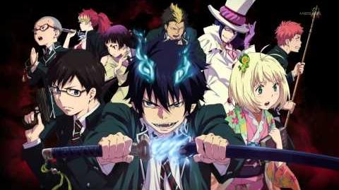 Ao no Exorcist OST - 01 Exorcist Concerto First Movement Me & Creed ( LYRICS)
