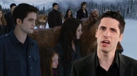 Twilight Saga Breaking Dawn Part 2 trailer 3 review