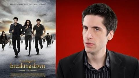 The Twilight Saga Breaking Dawn part 2 movie review