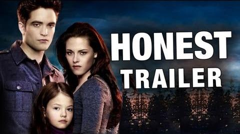 Honest Trailers - Twilight 4 Breaking Dawn