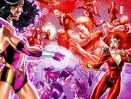 Red Lantern Mera vs Star Sapphire Wonder Woman-1