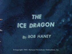Ice dragon title