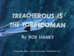 Treacherous title