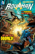 Aquaman Vol 7-23 Cover-1