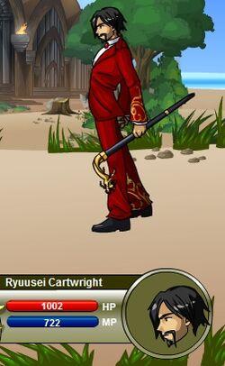 Ryuusei Cartwright