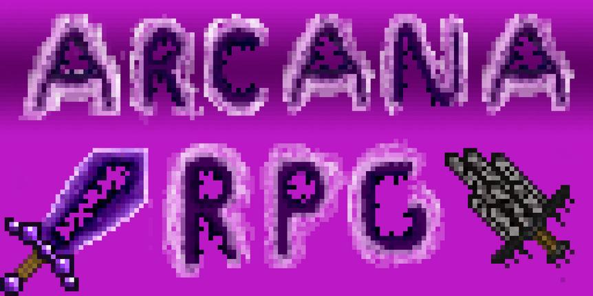 Arcana RPG Title